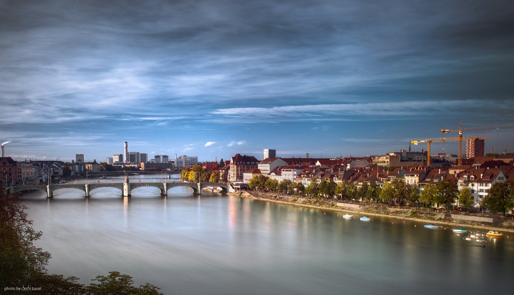 Basel Mittlere Brücke