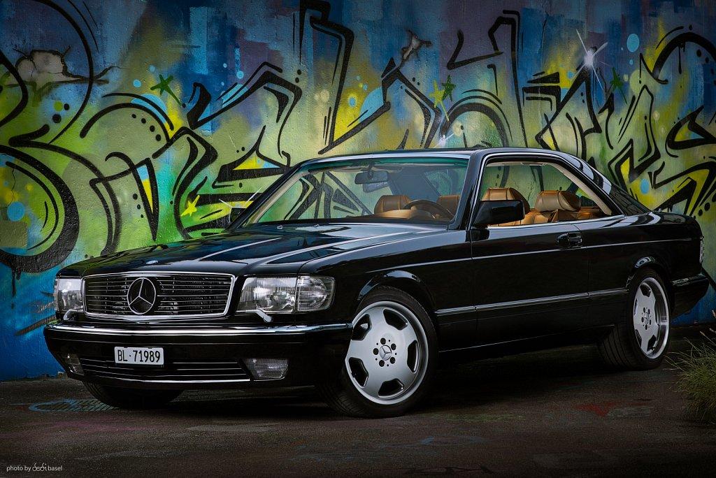 Mercedes Benz w126 420 SEC