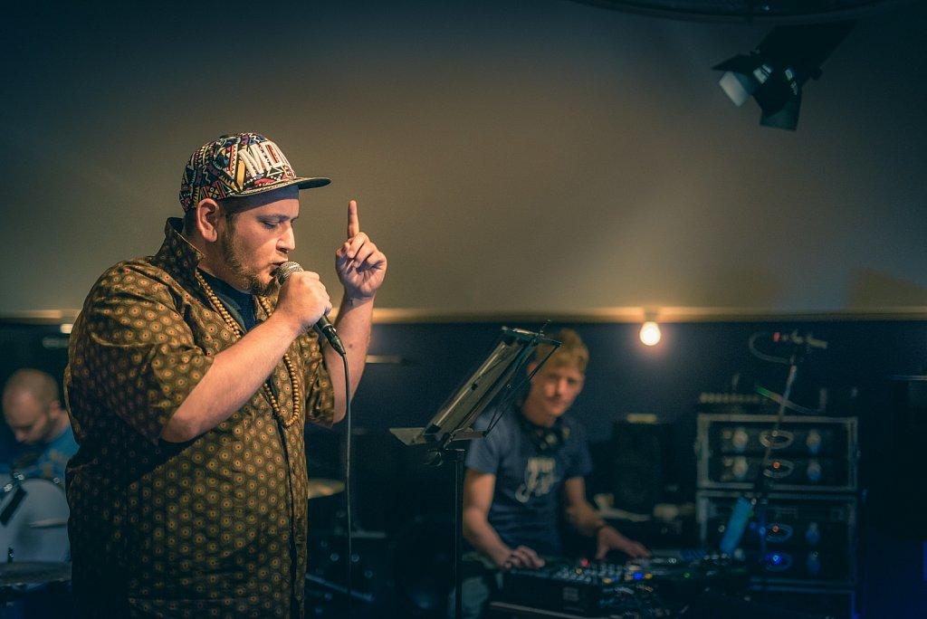 Hiphop meets Jazz 2015
