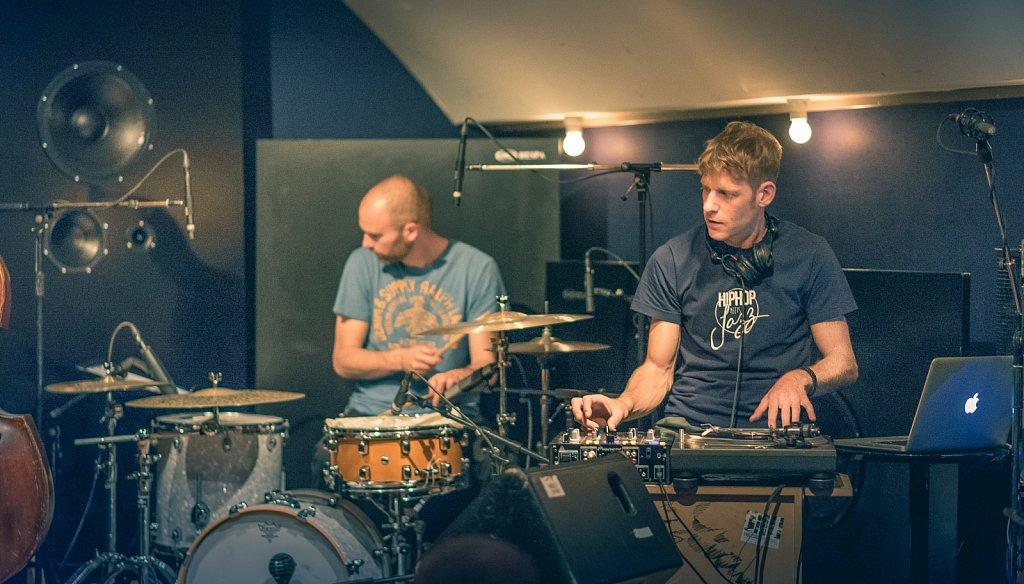 Hiphop meets Jazz 2015 im Birds Eye Basel