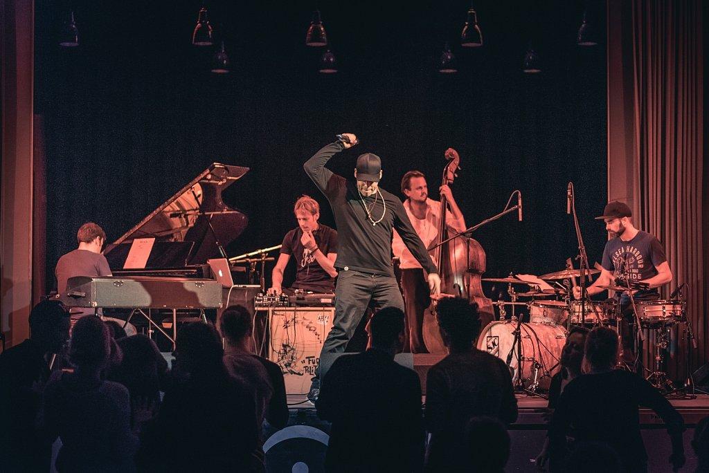 Hiphop meets Jazz 2016